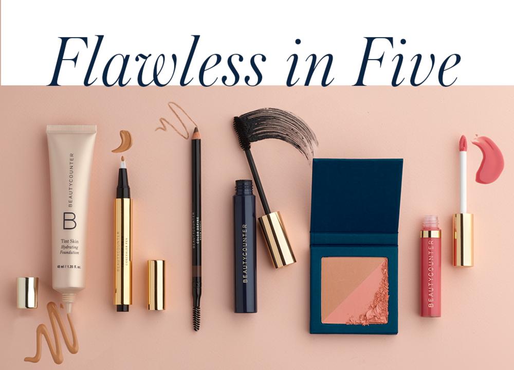 Flawless in Five - Jenna Kneale