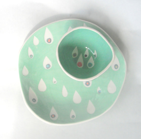 From CeramicaBotanica on Etsy