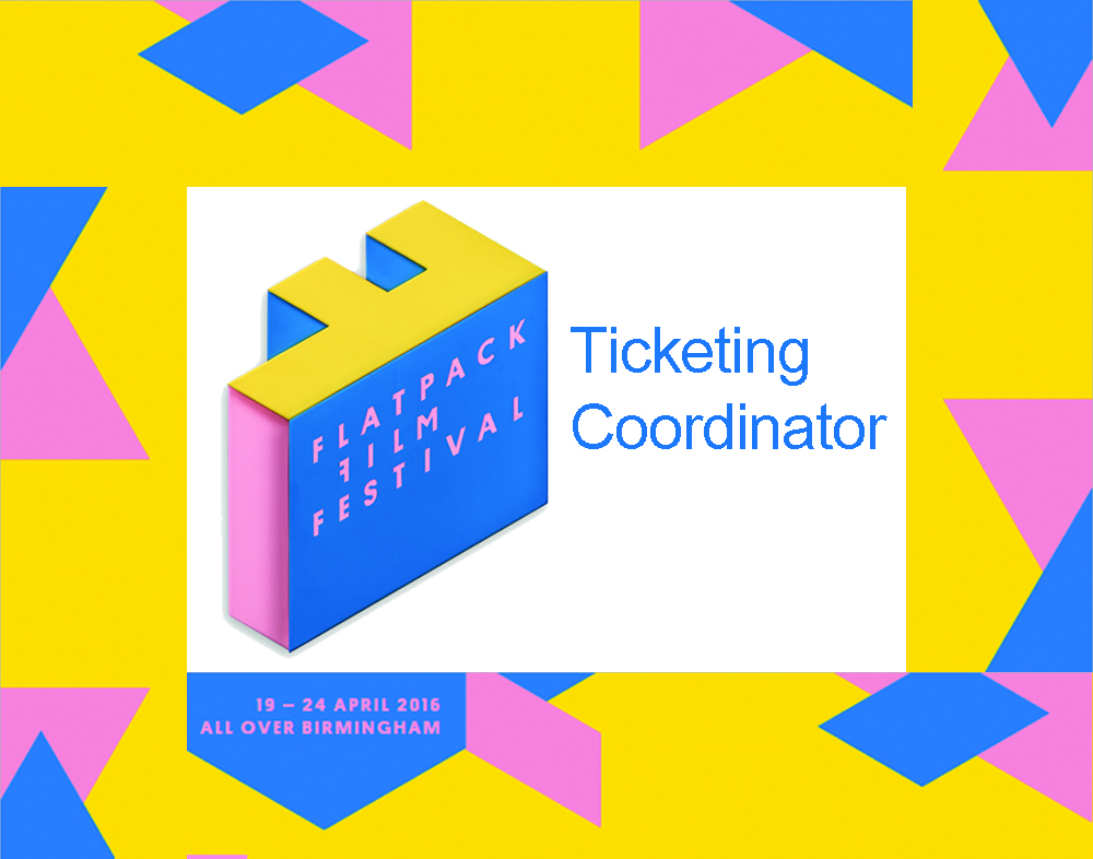 Flapack Festival 2016 Ticketing Coordinator. Festival took place 19-24th April 2016.