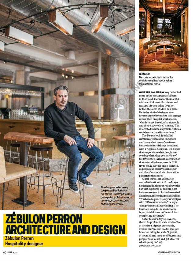 Azure Magazine - 2013