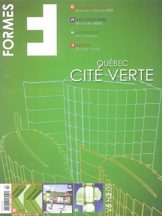 Formes  - Nov 2009