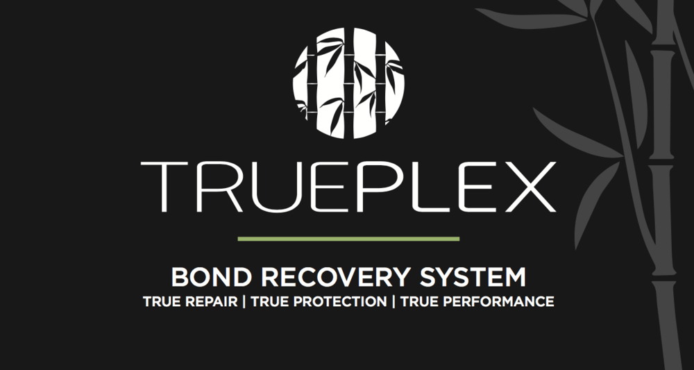 TRUEPLEX is an innovative hair repair system that drastically prevents and repairs damage caused by chemical, mechanical and environmental stress. No adjustment to lighteners, timing or mixing ratios is needed.