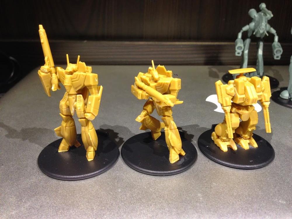 UEDF miniatures