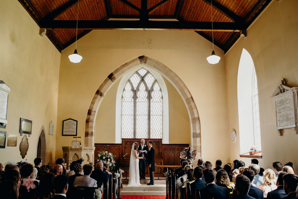 drenagh wedding photos