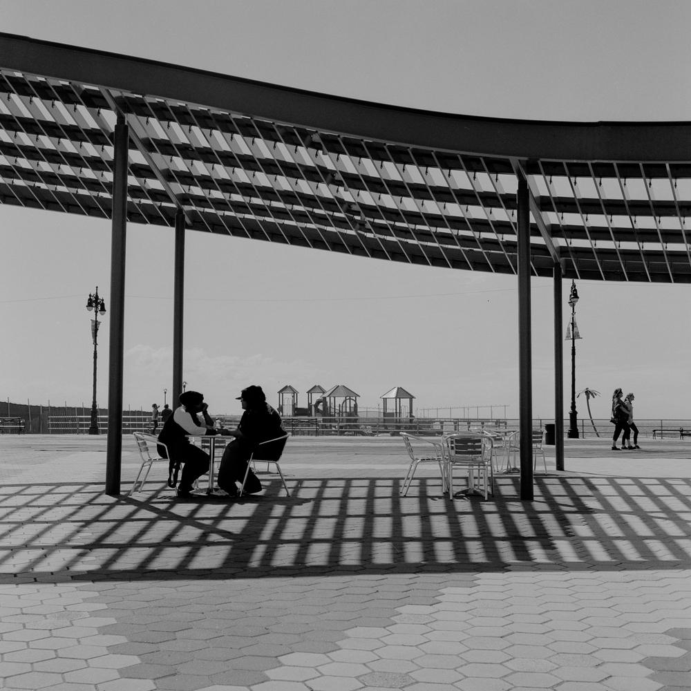 Rolleiflex w/ Kodak Trix