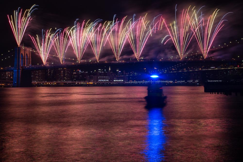 Macy's July 4th Fireworks!