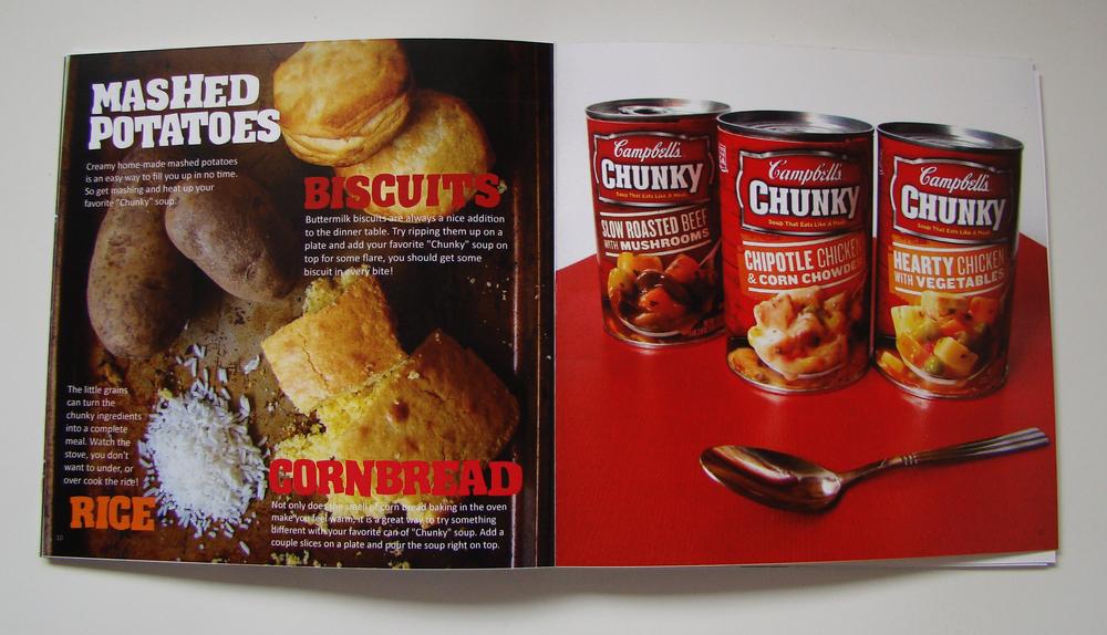 Chunky Soup Spread