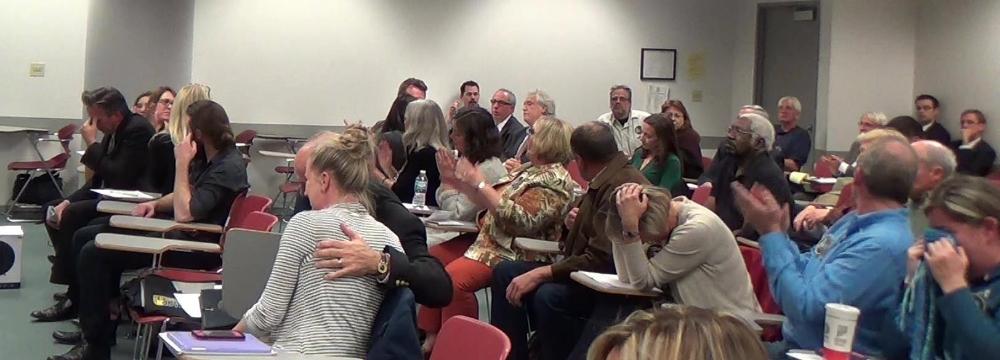 Family members react to TIRC decision