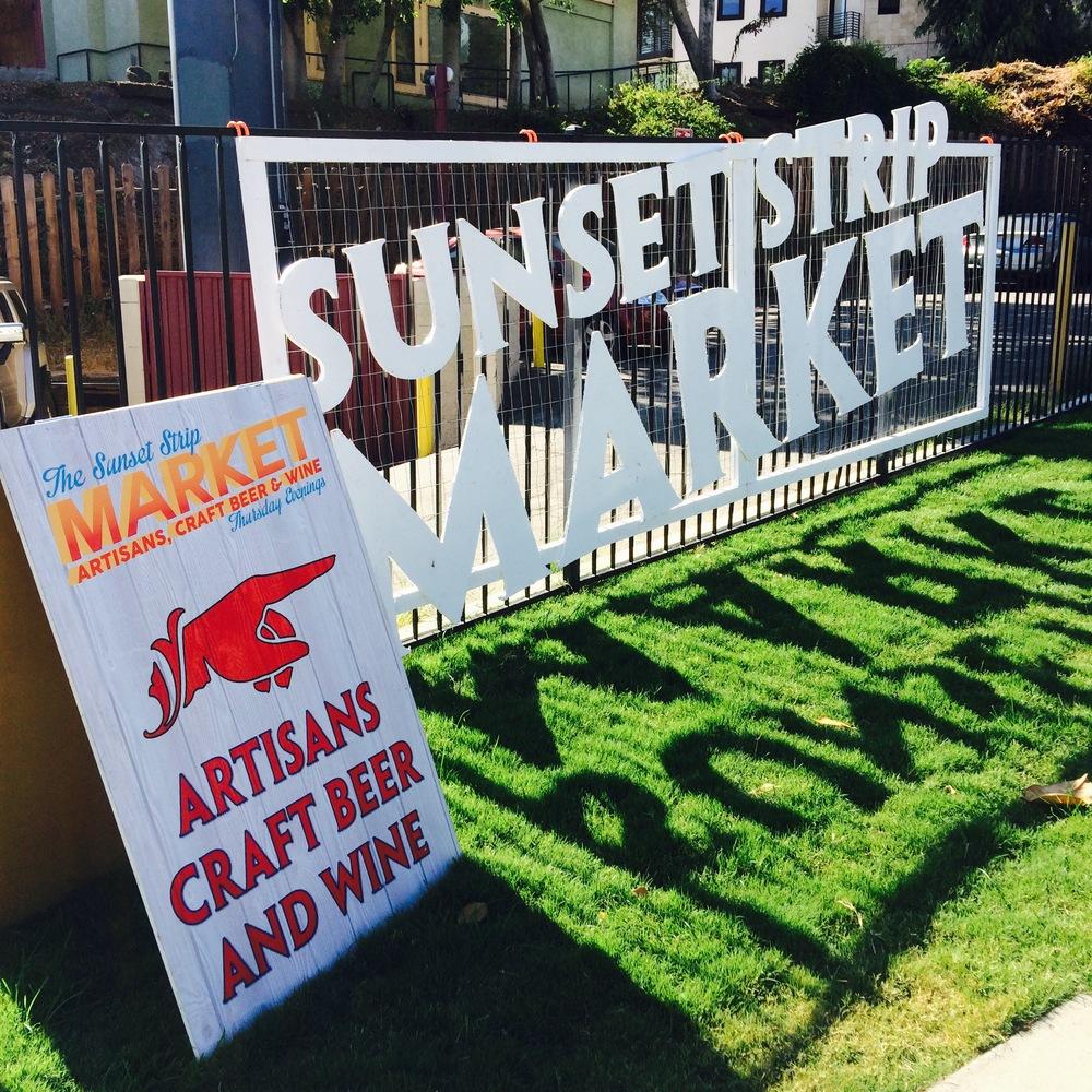 Sunset Strip Market