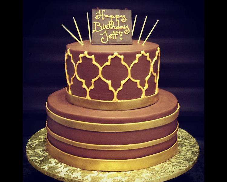 Custom Cakes Papa Haydn
