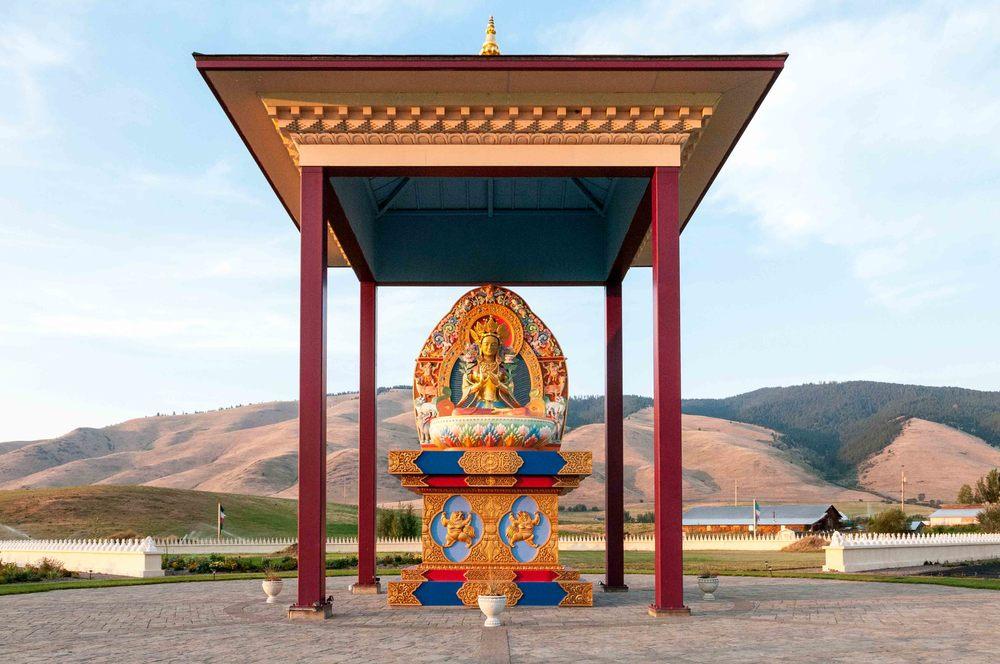 Ewam Buddha Garden