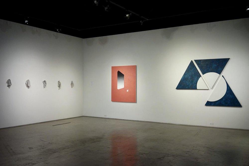 Unmentionables, Millennial Pink, San Diego Art Institute, 2017