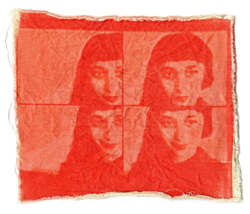 Shirin Towfiq, Inkodye & Fabric, 2013