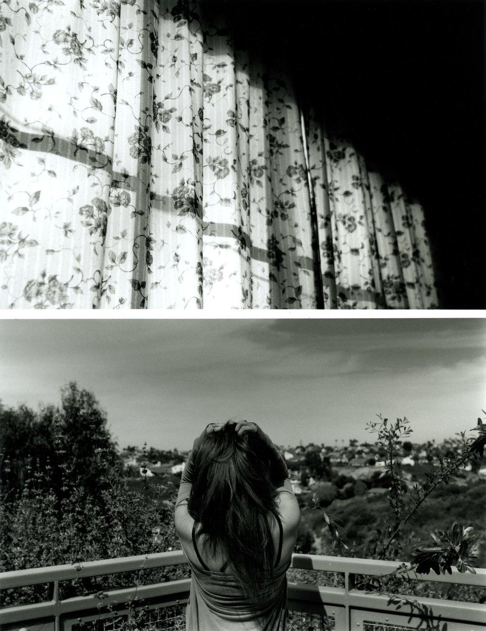 ANAI ORTIZ, MIRACOSTA COLLEGE, GELATIN SILVER PRINT, 2014