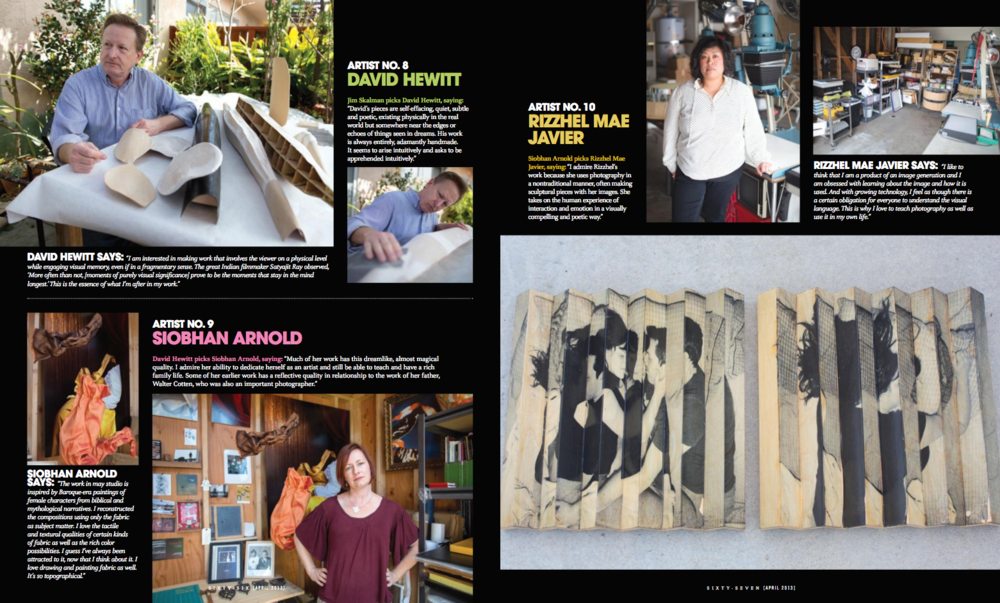 San Diego Pacific Magazine, 2013