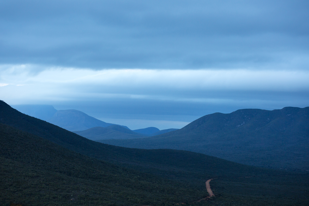 On Mount Hassell, Stirling Range National Park