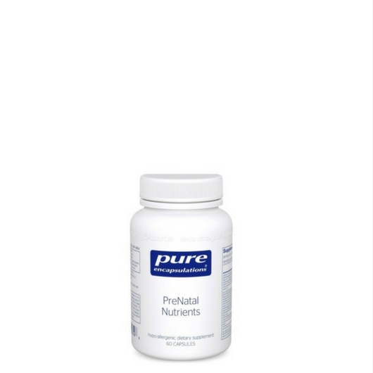 PreNatal Nutrients 60 vcaps