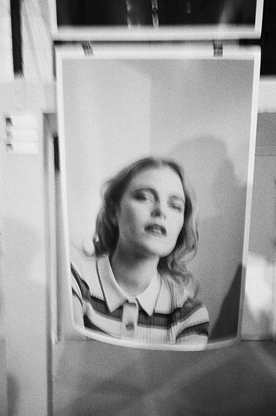 Inés by me, exhibition in Paris, 2018