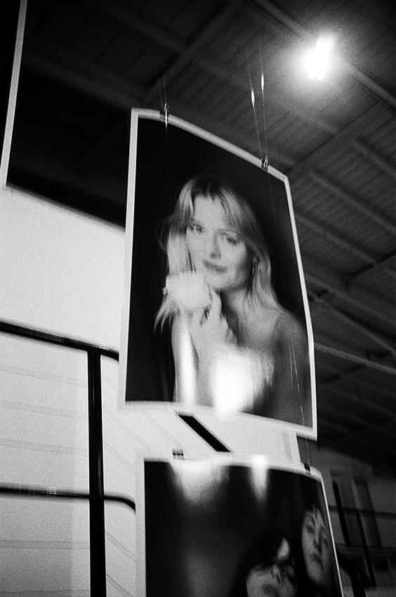 Sabina by me, exhibition in Paris, 2018