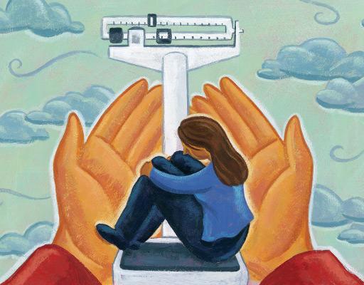 Sean Kane Anorexia Bulimia art