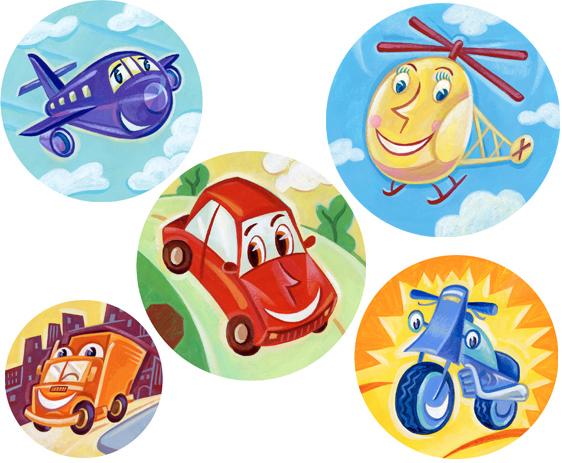 Sean Kane Vehicle Stickers