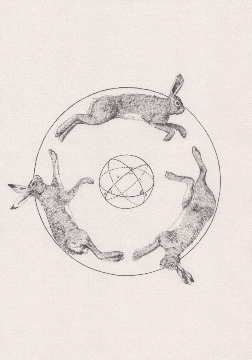 3 Dead Hares and a Sphere