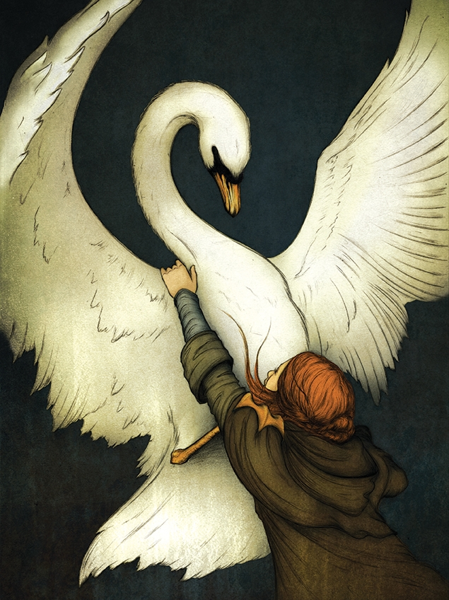The Tale of Tam Linn: The Swan's Wings Beat