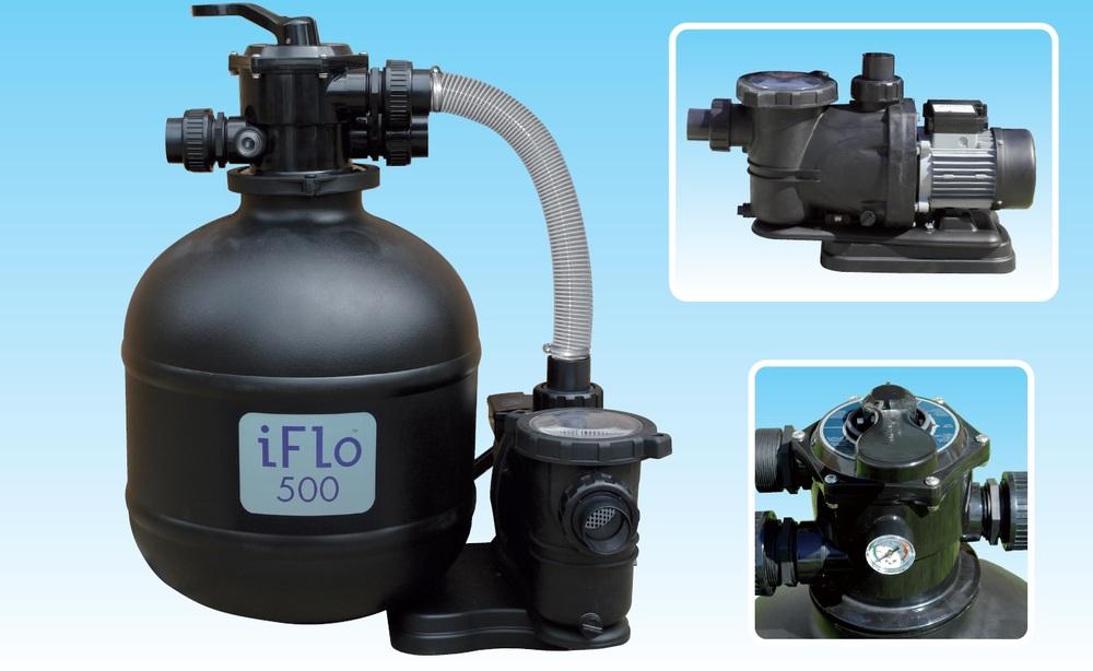 iFlo Filter Pump