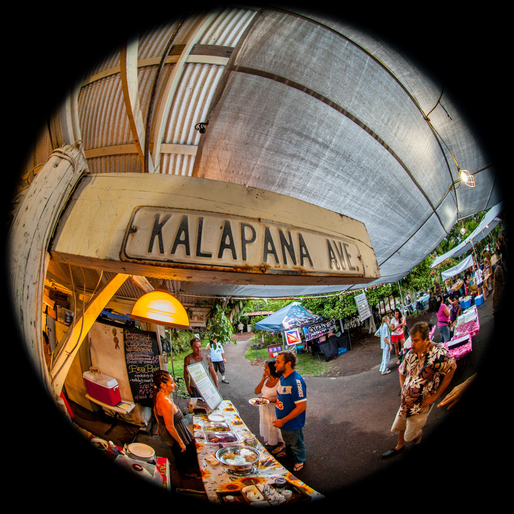 Uncle Robert's Awa Bar and Farmers Market, Kalapana