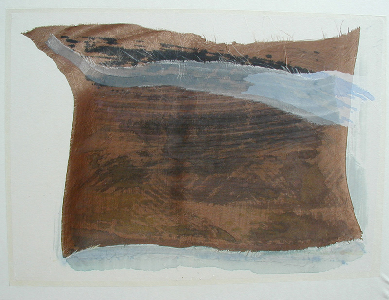 """Current"" – Brown & Blue, 2003"