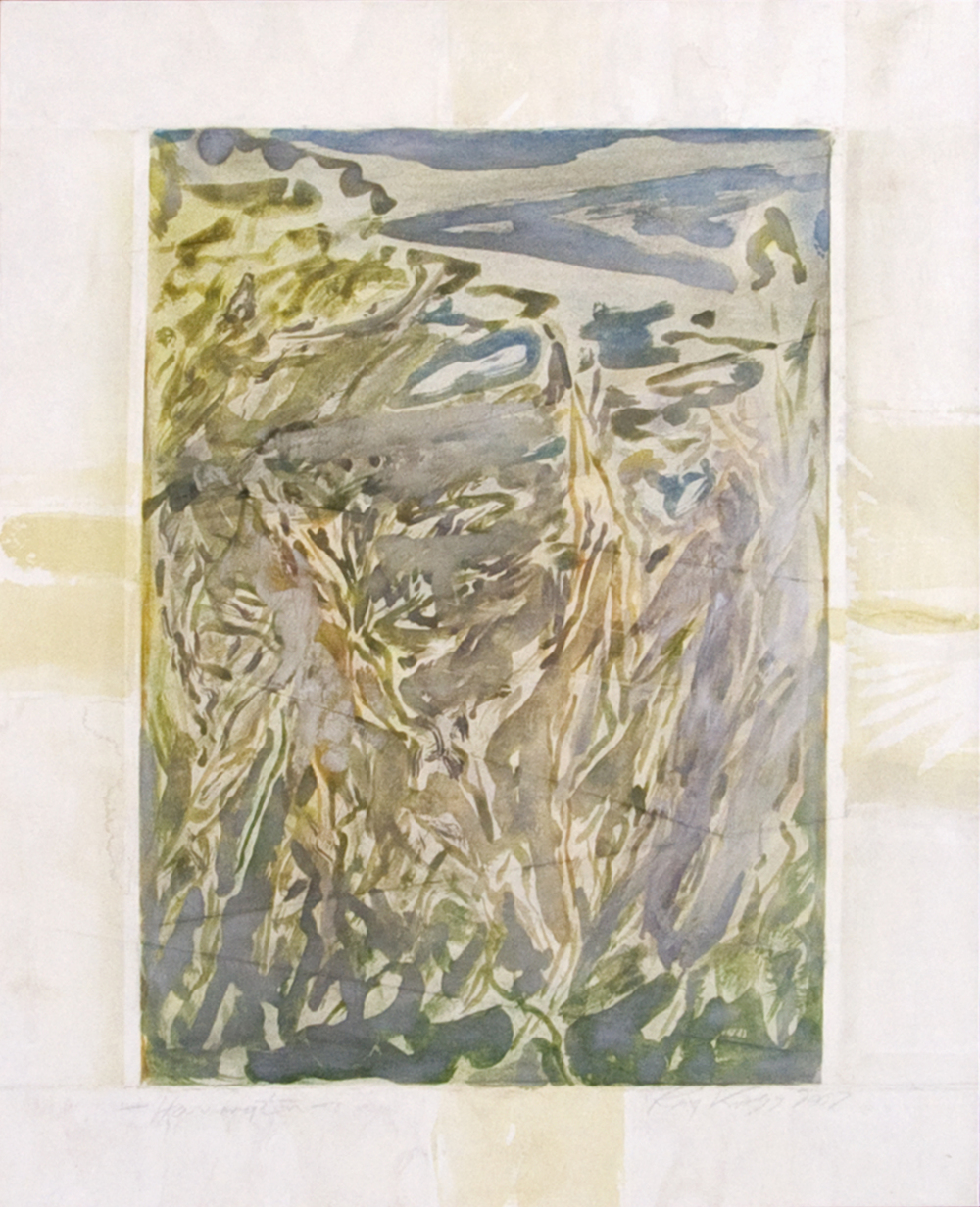 """Harrington"" – Ragweed & Water Grasses, 2007"