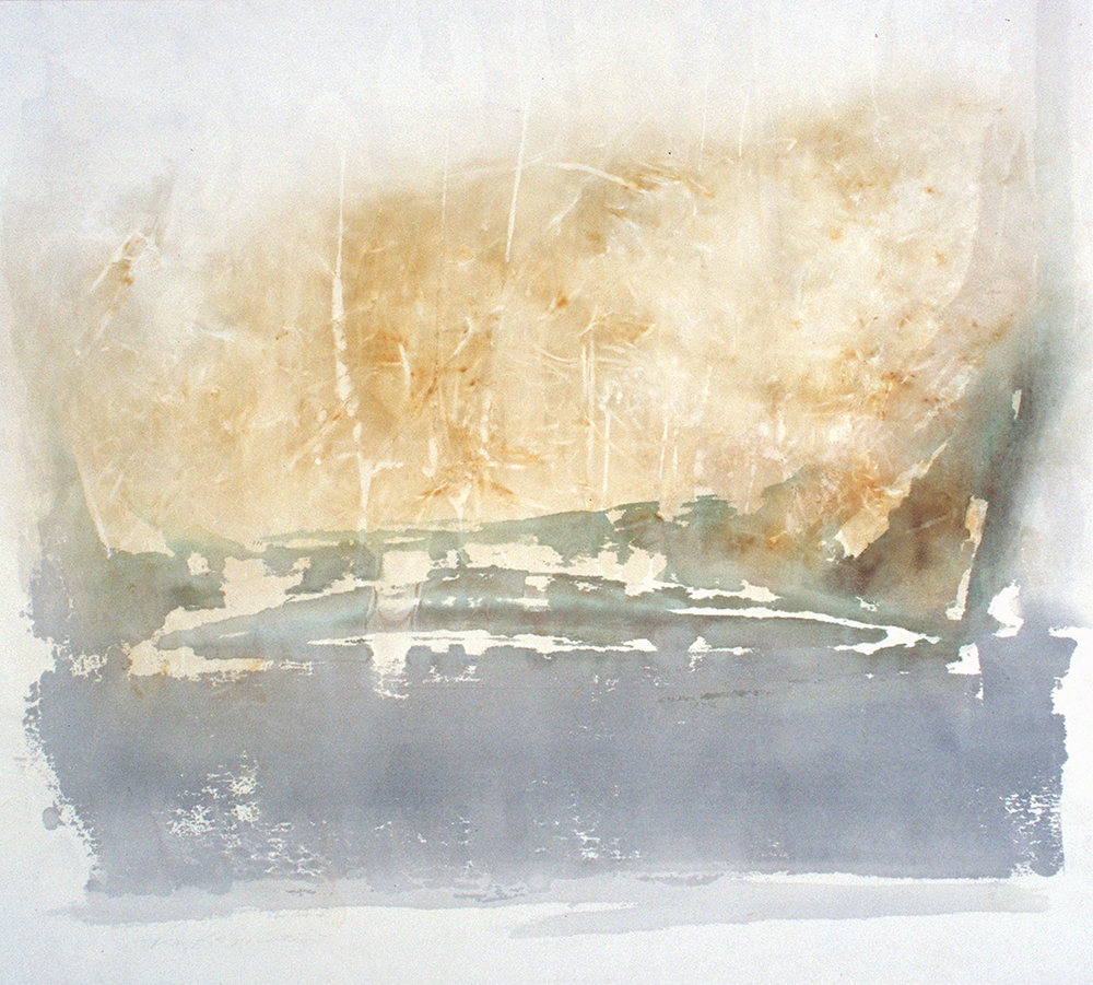 """River Stone,"" Smoke & Water, 2002"