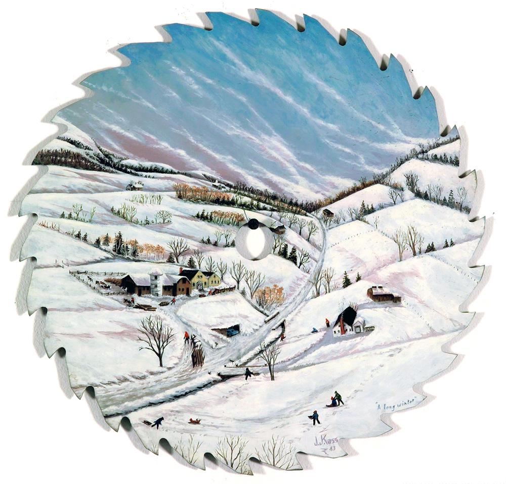 A Long Winter, 1983