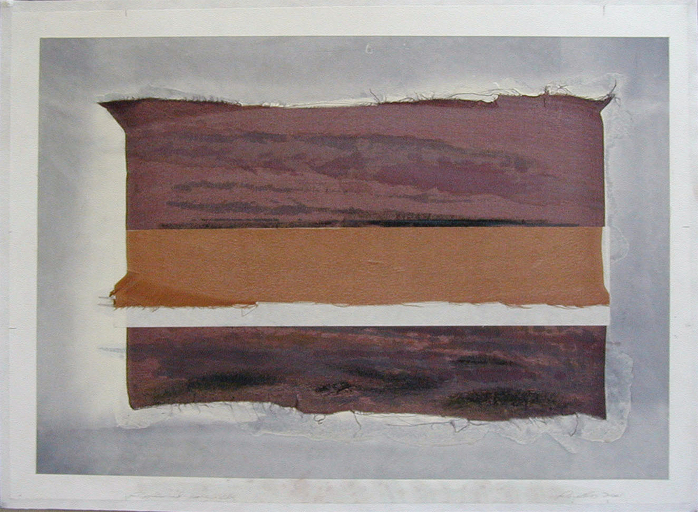 """New River"" – Silk & Water, 2001"
