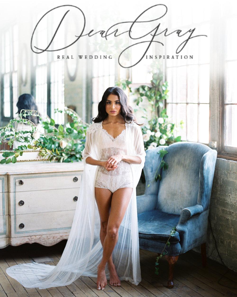 Julian Navarette Dear Gray Magazine  Issue Two