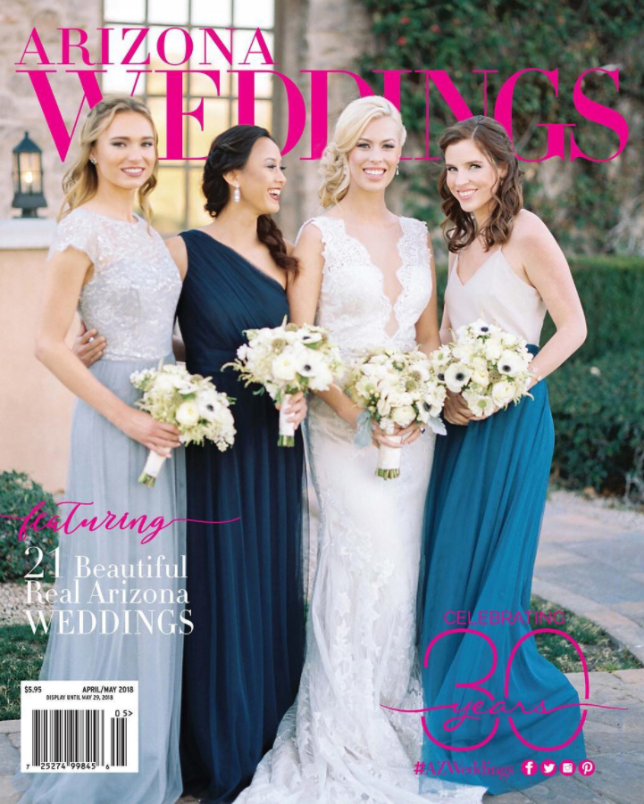 Steph Wahlig Cover Photo | April/May 2018
