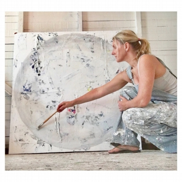 Alexandra Wagner skincare fine art