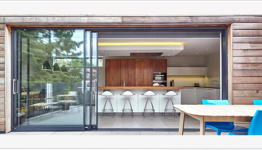Modern Family Kitchen | Bath