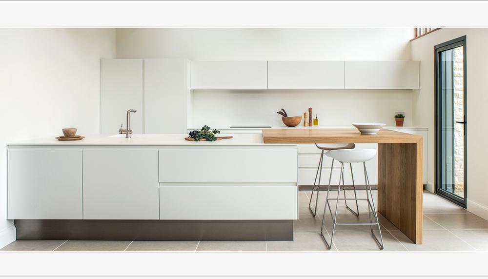 Elegant Modern Kitchen | Cotswolds, Wiltshire