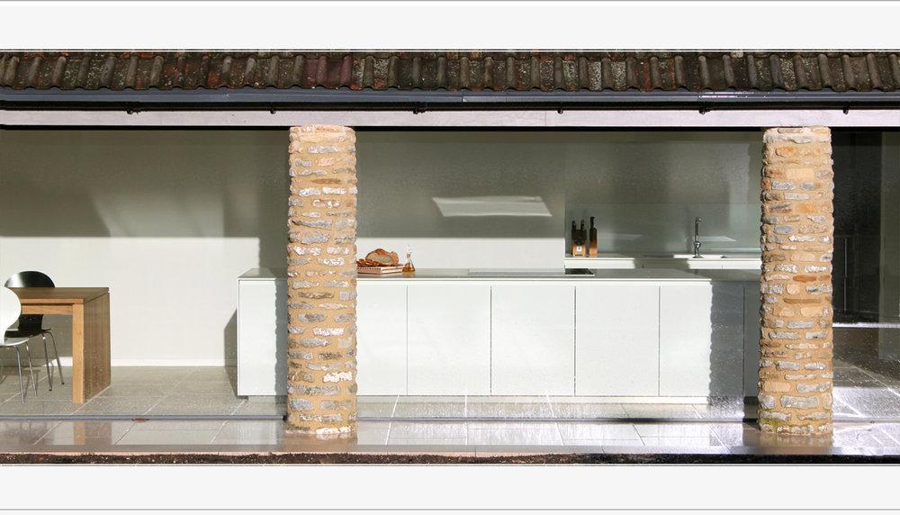 Stylish Barn Kitchen | Wiltshire
