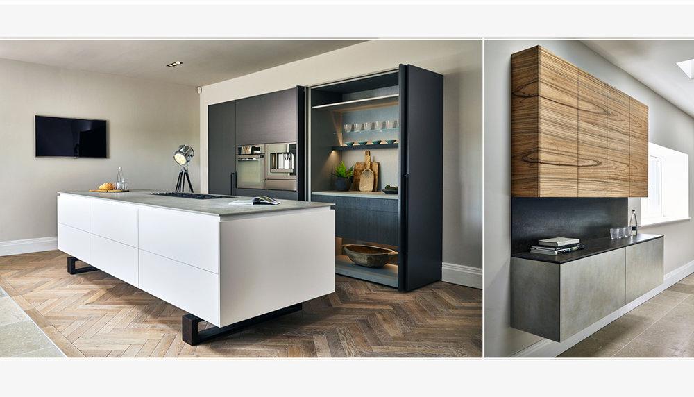 Luxury Kitchen Showroom | Wiltshire