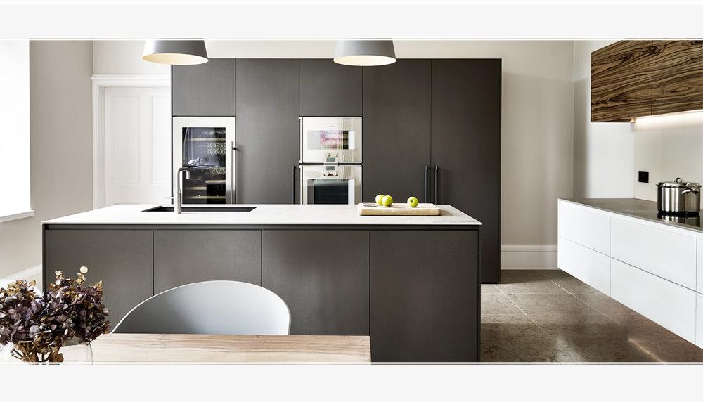 Sophisticated Designer Kitchen | Claverton, Bath