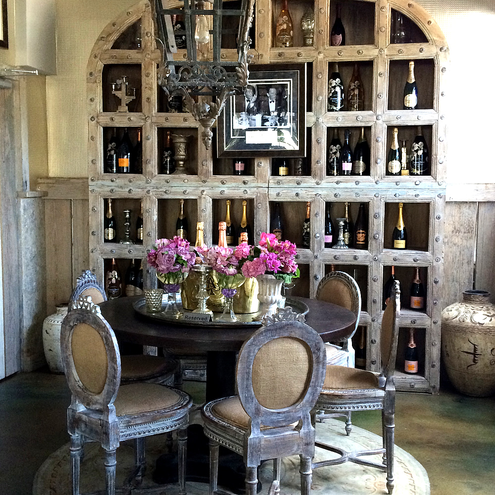 Celebrity Living: Lisa Vanderpump's Enchanted Garden