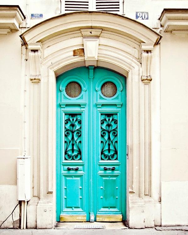 Color Crush: Tiffany Blue... — Franki Durbin
