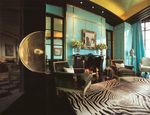 feeling bookish: luminous interiors — franki durbin