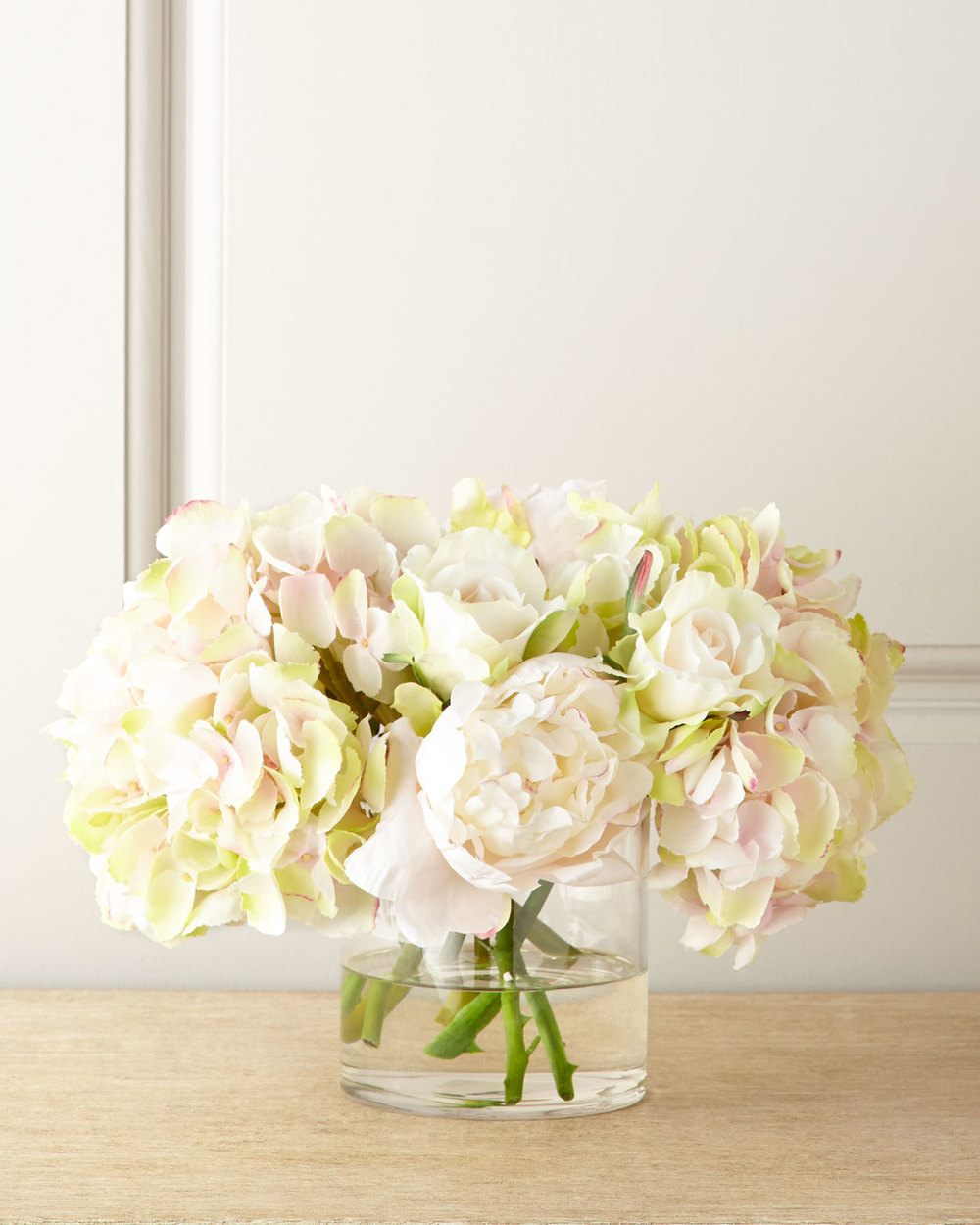 Faux bouquet via Horchow