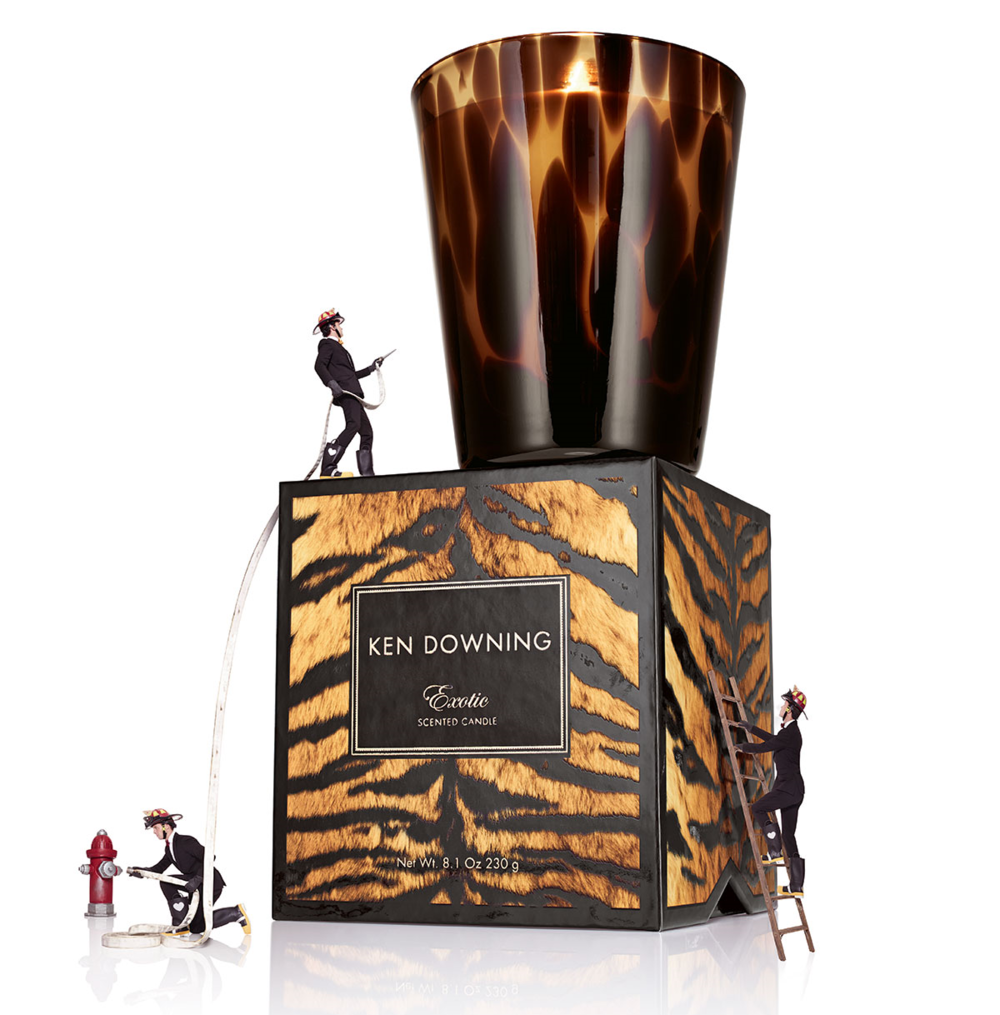 "NEST Fragrances Exclusive Neiman Marcus Ken Downing Candle in ""Exotic"" $40"