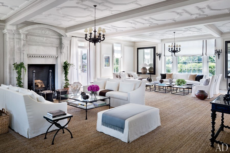celebrity living room living camuto s ethereal villa 11190