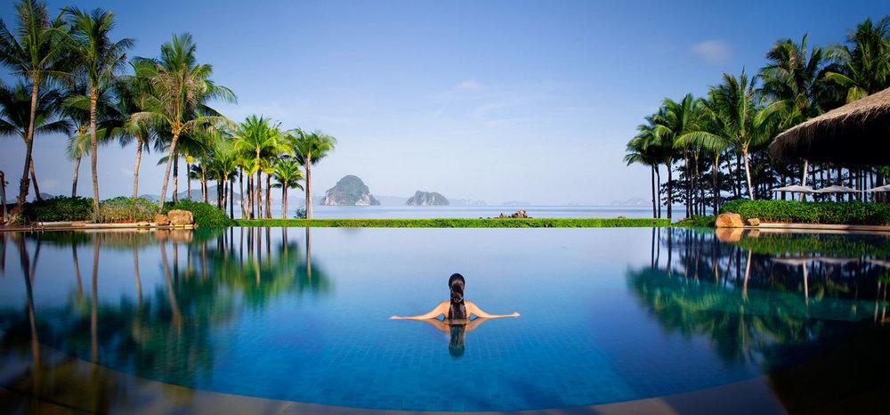 Phulay Bay, Thailand, a Ritz-Carlton Reserve