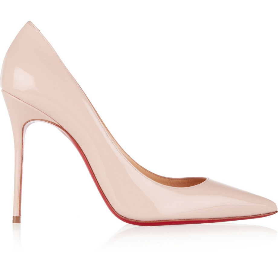 The  perfect blush pump ...